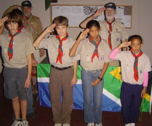 Our New Scouts