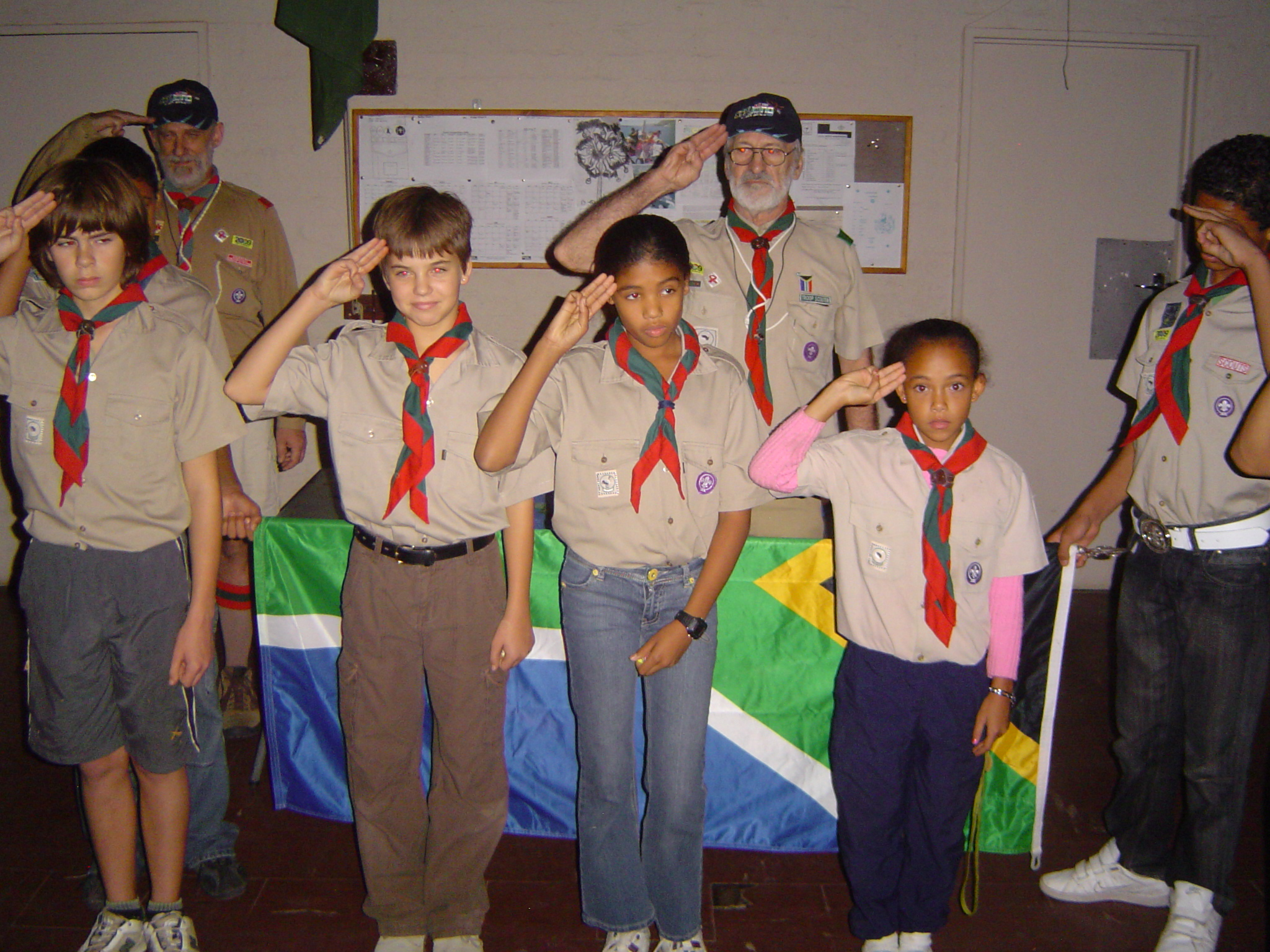 Become a Scout